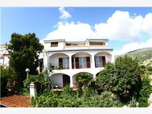 Appartamenti MARIA Podstrana, Dimensioni 62,00 m2, Distanza aerea dal centro città 300 m
