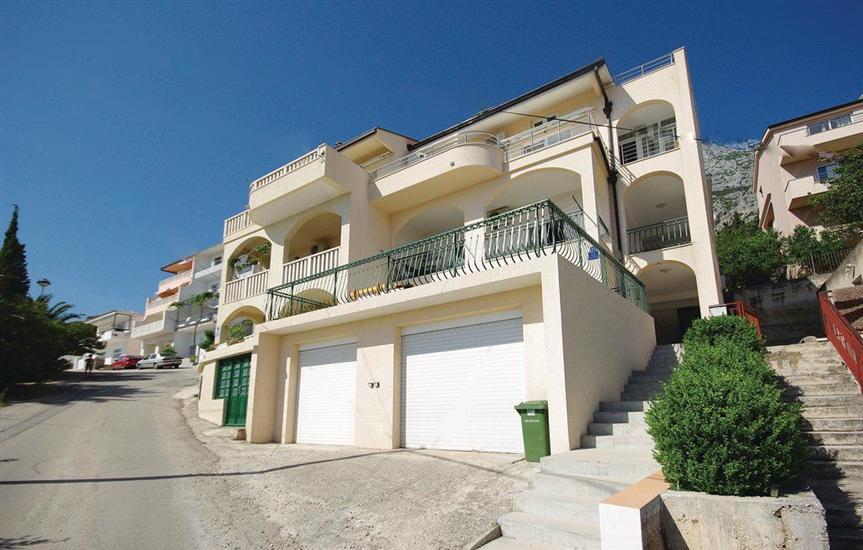 Apartmaji Pavlinović