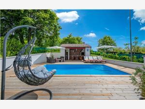 Accommodatie met zwembad Groene Istrië,Reserveren Smoky Vanaf 224 €