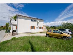 Apartmány Slobodanka Lopar - ostrov Rab, Prostor 40,00 m2, Vzdušní vzdálenost od centra místa 550 m