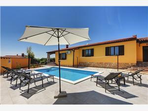 Villa Karin Vodnjan, Kvadratura 150,00 m2, Smještaj s bazenom