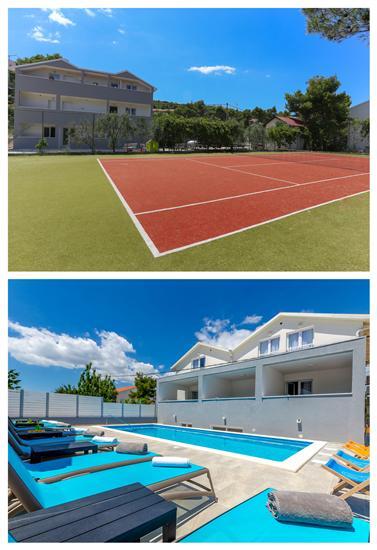 Apartments and Rooms Villa Niko