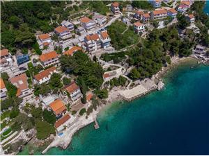 Appartements Danolic 2 Pisak, Superficie 42,00 m2, Distance (vol d'oiseau) jusque la mer 65 m, Distance (vol d'oiseau) jusqu'au centre ville 400 m