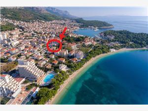 Appartementen Miše Makarska,Reserveren Appartementen Miše Vanaf 117 €