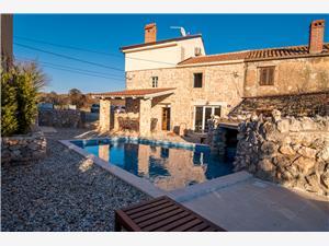Accommodation with pool Ivy Vrbnik - island Krk,Book Accommodation with pool Ivy From 294 €
