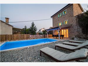 Accommodatie met zwembad Antiqua Vrbnik - eiland Krk,Reserveren Accommodatie met zwembad Antiqua Vanaf 223 €