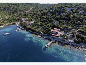 Maison isolée Les îles de Dalmatie du Nord,Réservez Happy De 117 €