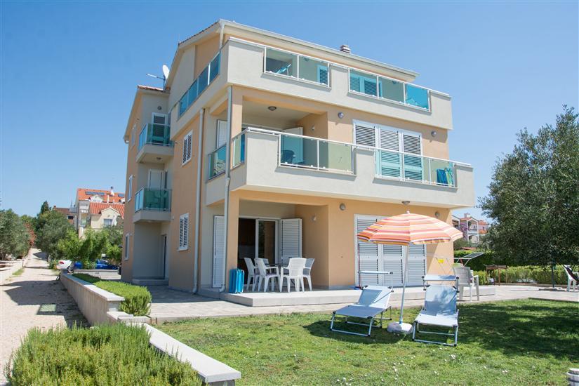 Appartamenti Citrine on the beach