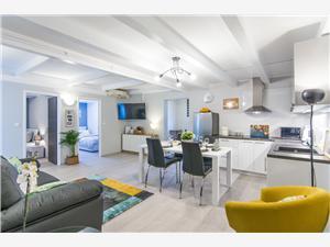 Hus Turquoise Biograd, Storlek 80,00 m2, Luftavståndet till centrum 700 m