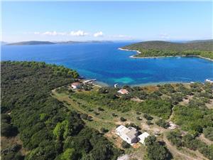 Дома в уединенных местах Jantar Nevidane - ostrov Pasman,Резервирай Дома в уединенных местах Jantar От 105 €