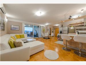Apartmaj Topaz Biograd, Kvadratura 90,00 m2, Oddaljenost od morja 20 m