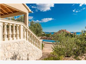 Accommodatie met zwembad Basil Nevidane - eiland Pasman,Reserveren Accommodatie met zwembad Basil Vanaf 242 €