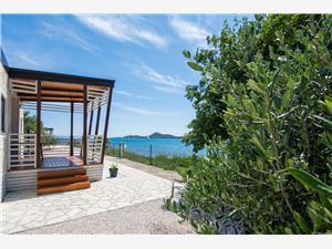 Domek mobilny Plumeria 3 Biograd, Powierzchnia 34,00 m2, Odległość do morze mierzona drogą powietrzną wynosi 10 m