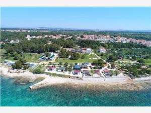 Mobilný dom Frangipani 1 Biograd, Rozloha 32,00 m2, Vzdušná vzdialenosť od mora 10 m