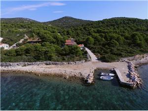 Afgelegen huis Noord-Dalmatische eilanden,Reserveren Pluto Vanaf 61 €