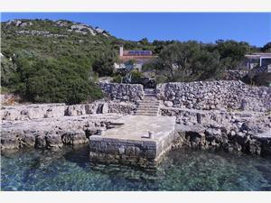 Afgelegen huis Noord-Dalmatische eilanden,Reserveren Lemongrass Vanaf 189 €