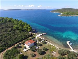 Casa isolata Osprey Nevidane - isola di Pasman,Prenoti Casa isolata Osprey Da 117 €