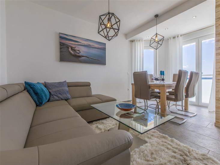 Appartement A3, voor 5 personen