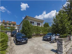 Chambre ZELJKA 2 Crikvenica, Superficie 18,00 m2, Distance (vol d'oiseau) jusque la mer 150 m, Distance (vol d'oiseau) jusqu'au centre ville 700 m