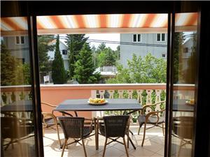 Apartmány location Starigrad Paklenica,Rezervuj Apartmány location Od 2056 kč