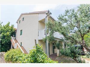 Lägenhet Vastra Biograd, Storlek 40,00 m2, Luftavståndet till centrum 20 m
