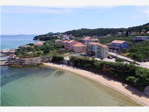 Beachfront accommodation North Dalmatian islands,Book Vista From 121 €