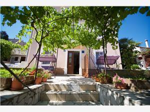 Апартаменты Loreta Mali Losinj - ostrov Losinj, квадратура 25,00 m2, Воздух расстояние до центра города 50 m