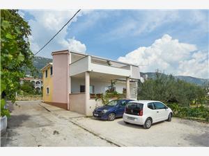 Apartmaj Mira Kastel Stari, Kvadratura 100,00 m2