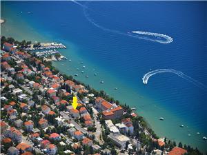 Namestitev z bazenom Reka in Riviera Crikvenica,Rezerviraj Com Od 81 €