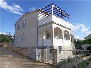 Ferienwohnung Ana-modern apartment with seaview Maslenica (Zadar), Größe 87,00 m2, Entfernung vom Ortszentrum (Luftlinie) 800 m