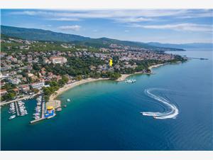 Domy letniskowe Riwiera Rijeka i Crikvenica,Rezerwuj Vlady Od 416 zl
