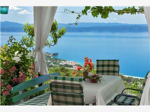 Maisons de vacances Riviera de Makarska,Réservez Olive De 100 €