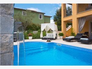 Soukromé ubytování s bazénem Ari Krnica (Pula),Rezervuj Soukromé ubytování s bazénem Ari Od 6812 kč