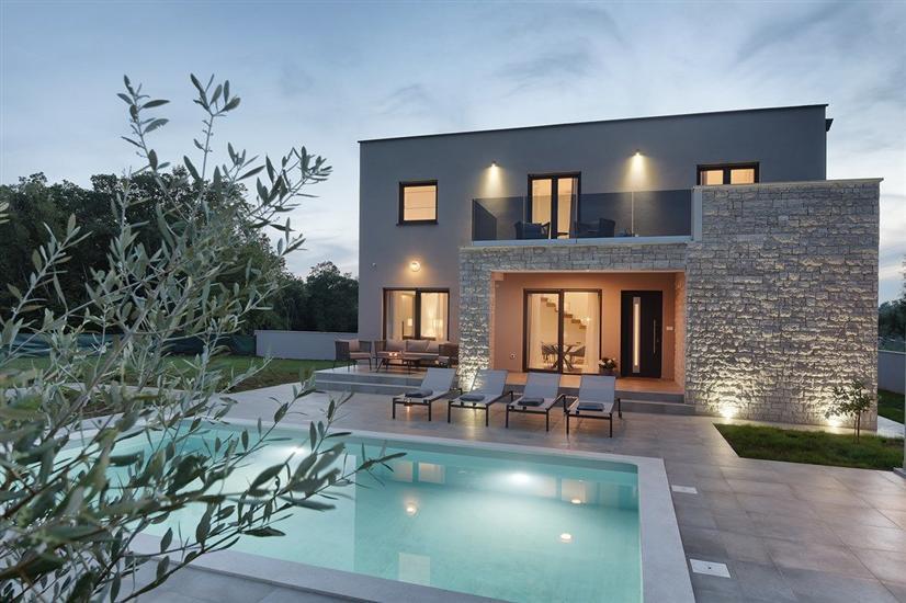 Appartementen Villa Omnia