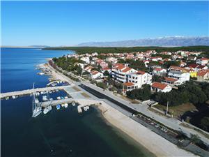 Appartement Maja Vrsi (Zadar), Superficie 36,00 m2, Distance (vol d'oiseau) jusqu'au centre ville 100 m