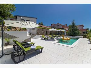 Accommodation with pool Roky Novi Vinodolski (Crikvenica),Book Accommodation with pool Roky From 128 €
