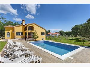 Villa Filleona Labin, Superficie 180,00 m2, Hébergement avec piscine