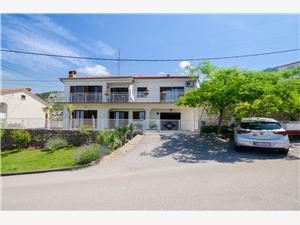Apartments Marta Rijeka and Crikvenica riviera, Size 50.00 m2, Airline distance to town centre 400 m