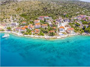 Ferienwohnungen Pera Kroatien, Größe 55,00 m2, Luftlinie bis zum Meer 40 m