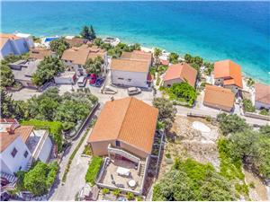 Lägenheter Pera Šibeniks Riviera, Storlek 55,00 m2, Luftavstånd till havet 40 m