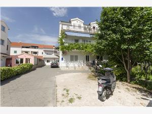 Lägenheter och Rum Meri Vodice, Storlek 35,00 m2, Luftavstånd till havet 100 m, Luftavståndet till centrum 300 m