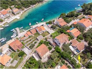 Hus Ivno Vela Luka - ön Korcula, Storlek 120,00 m2, Luftavstånd till havet 80 m
