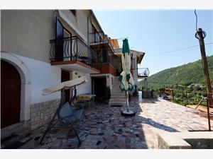 Апартамент Marino Ривьера Опатия, квадратура 40,00 m2, Воздух расстояние до центра города 750 m