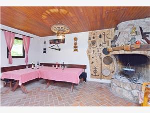 Pokoj Sveti Toma Černá Hora, Kamenný dům, Prostor 20,00 m2