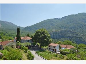 Appartementen Limljani Montenegro, Stenen huize, Kwadratuur 35,00 m2