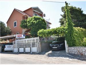 Apartmány 2M Dolac, Prostor 25,00 m2, Vzdušní vzdálenost od moře 100 m
