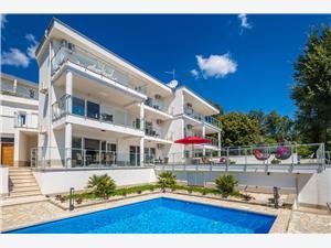 Accommodatie met zwembad Theodor Opatija,Reserveren Accommodatie met zwembad Theodor Vanaf 401 €