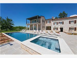 Villa Denis Kastelir, Kvadratura 400,00 m2, Namestitev z bazenom