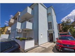 Appartements Frutis Jadranovo (Crikvenica), Superficie 35,00 m2, Distance (vol d'oiseau) jusque la mer 250 m