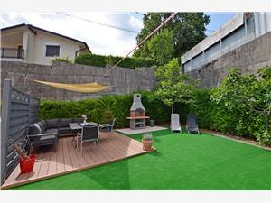 Apartmány Golden hour Kvarner, Prostor 44,00 m2